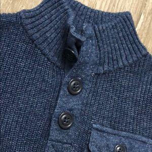 GAP Shirts & Tops - Gap Toddler Boy 2T Mockneck sweater